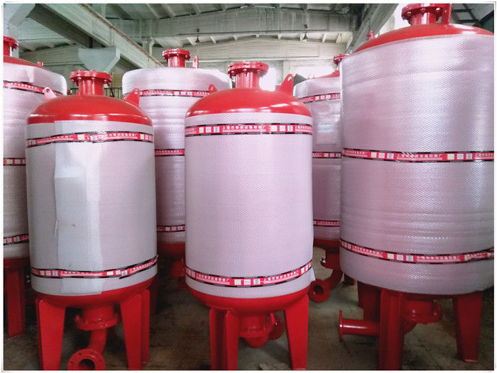 Medium Pressure Diaphragm Pressure Tank , Water Storage Pressure Tank